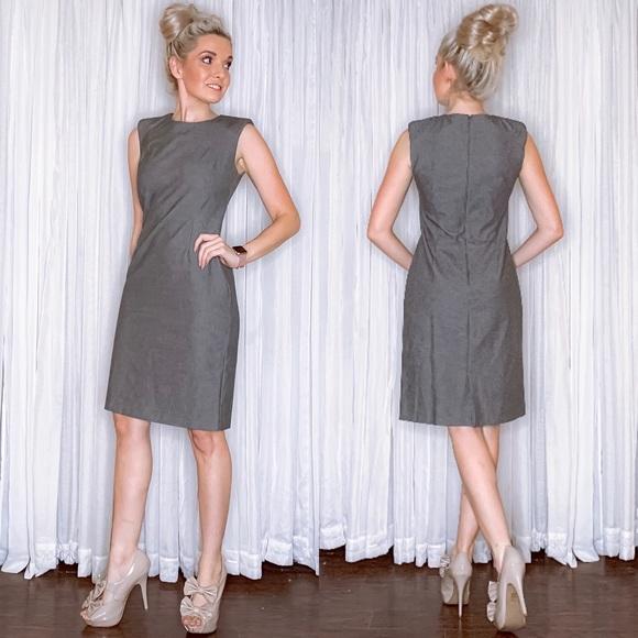 Banana Republic Dresses & Skirts - Banana Republic Grey Business Professional Dress